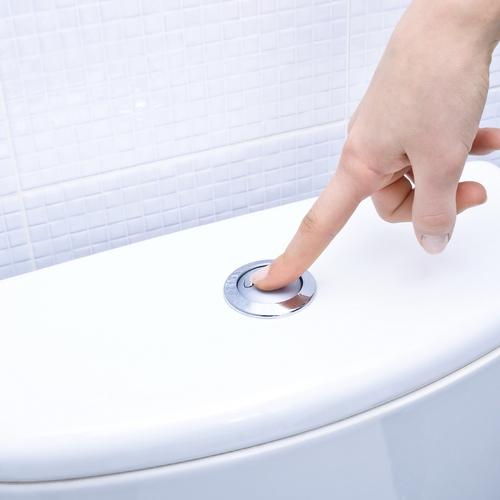 consommation eau toilette