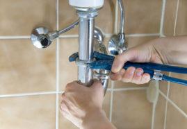 Réparation fuite d'eau