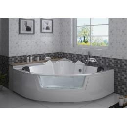 Pour un moment de bain sympathique et plaisant, opter pour une baignoire deux places.