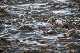 Un expert qualifié intervient pour le traitement des eaux usées.