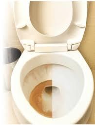 Détartrage WC