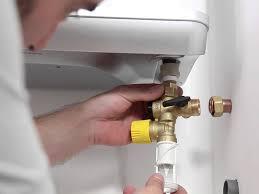 Réparation panne chauffe-eau