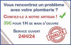 Devis plombier Paris 1