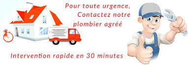 SOS Plombier Dépannage rapide plomberie