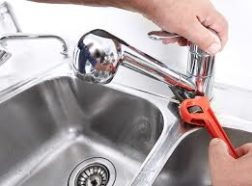 uite d'eau évier et lavabo