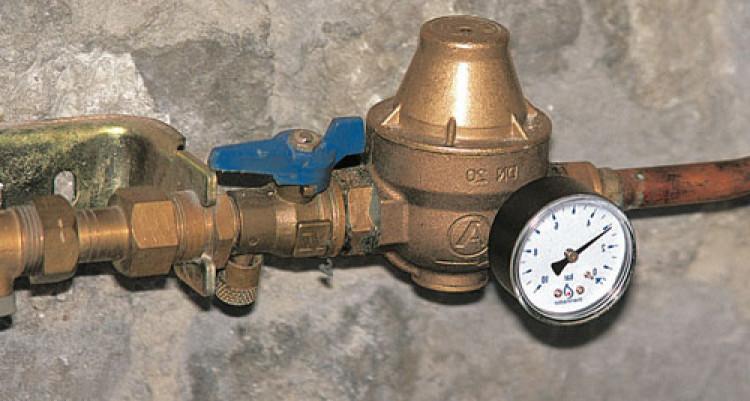 Quelques éléments à savoir sur la pression d'eau