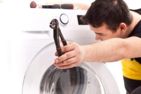 Les différents problèmes d'une machine à laver