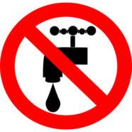 Pour réduire sa consommation d'eau, il faut observer certaines règles.