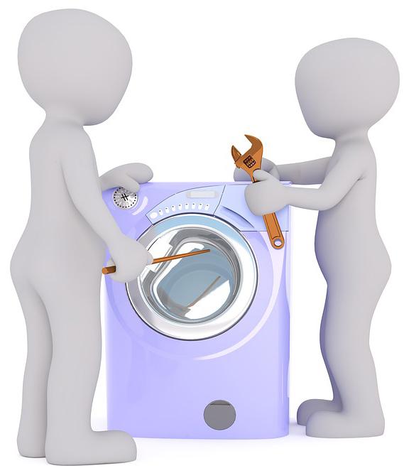Réparation d'une fuite machine à laver