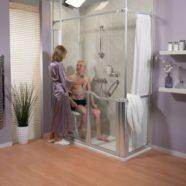 confiez vos travaux d'aménagement de wc pour seniors à un professionnel, et simplifiez la vie de vos proches.